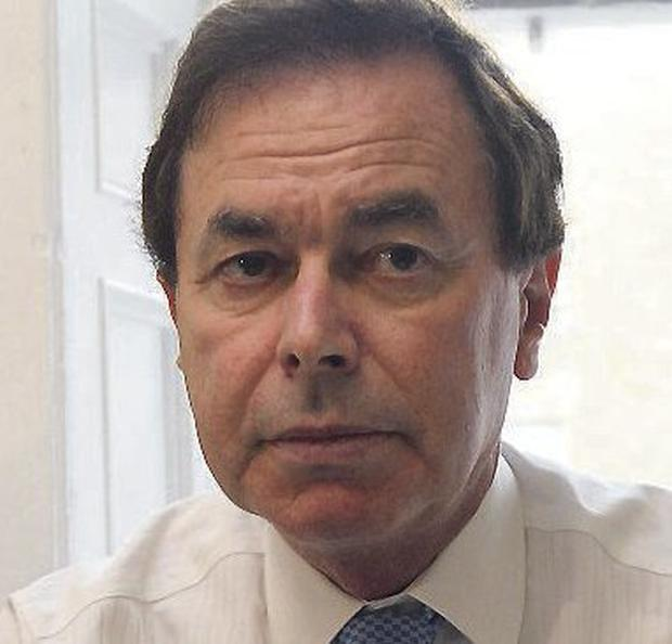 Alan Shatter. Picture: Damien Eagers
