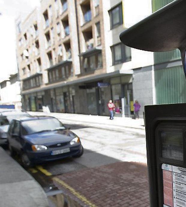 Extra: Drivers are to get a free hour of on-street parking