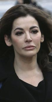 Nigella Lawson. Photo: PA