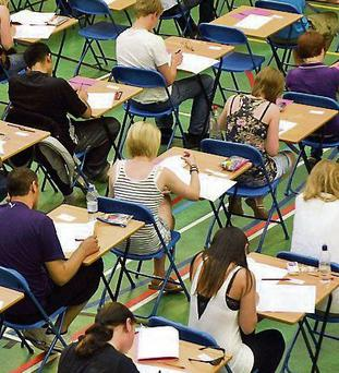 118,000 Irish pupils who will begin their Junior and Leaving Cert exams today