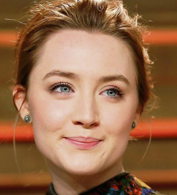 Saoirse Ronan. Photo: Reuters/Danny Moloshok