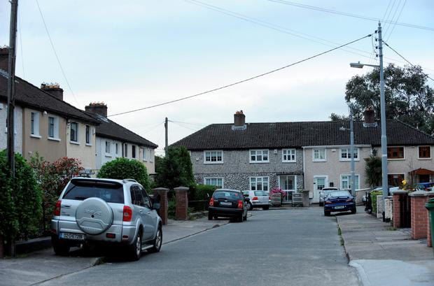General view of Errigal Road, Dublin 12