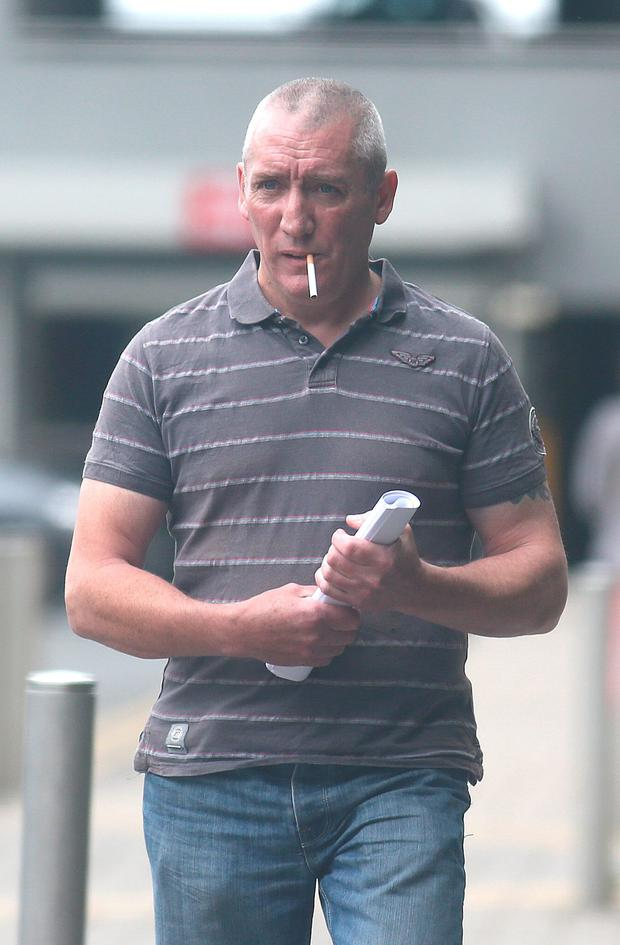 Rory Monahan. Photo: Damien Eagers