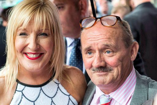 Brendan and Jenny O'Carroll.