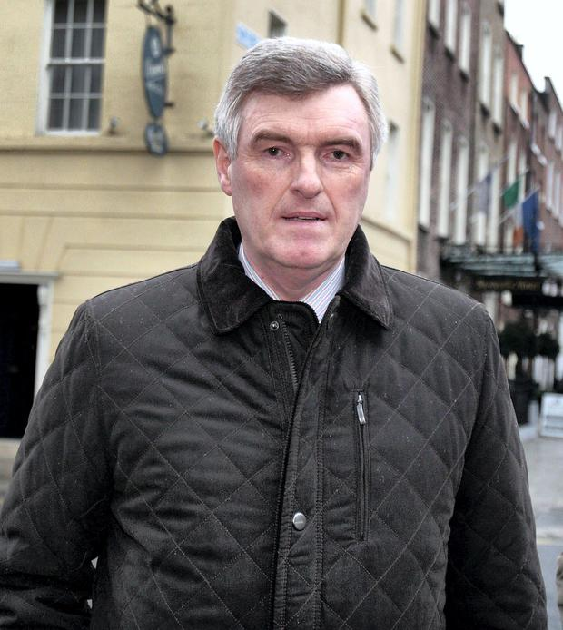 John Tierney, chief executive of Irish Water. Photo: Tom Burke