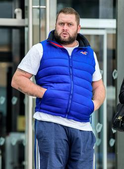 Mark Buckley was remanded on bail