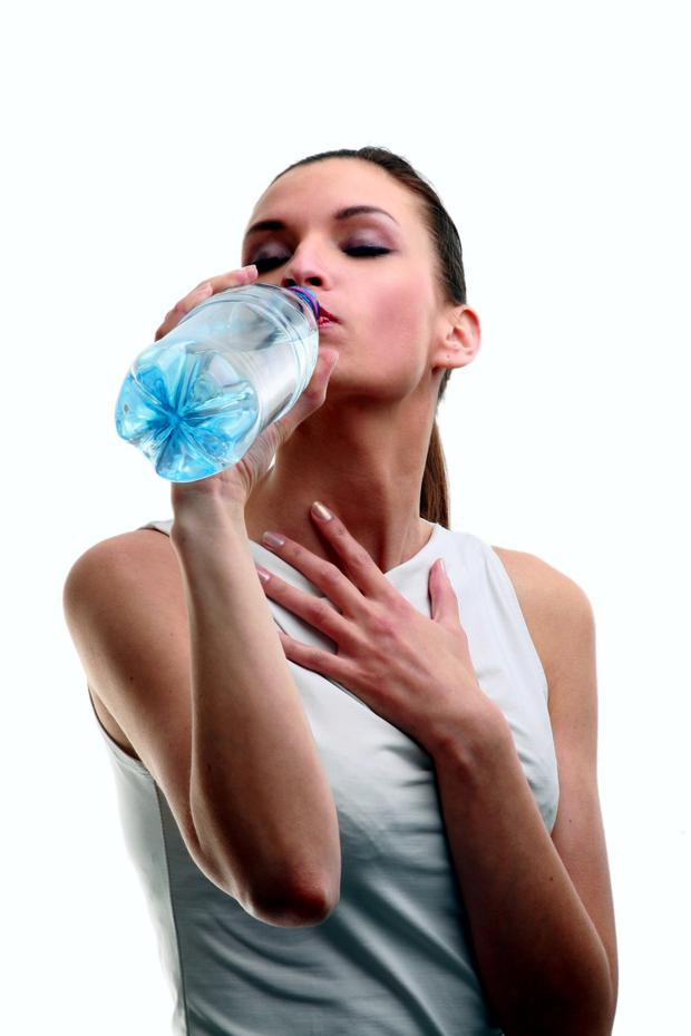 Water -- key to weight loss