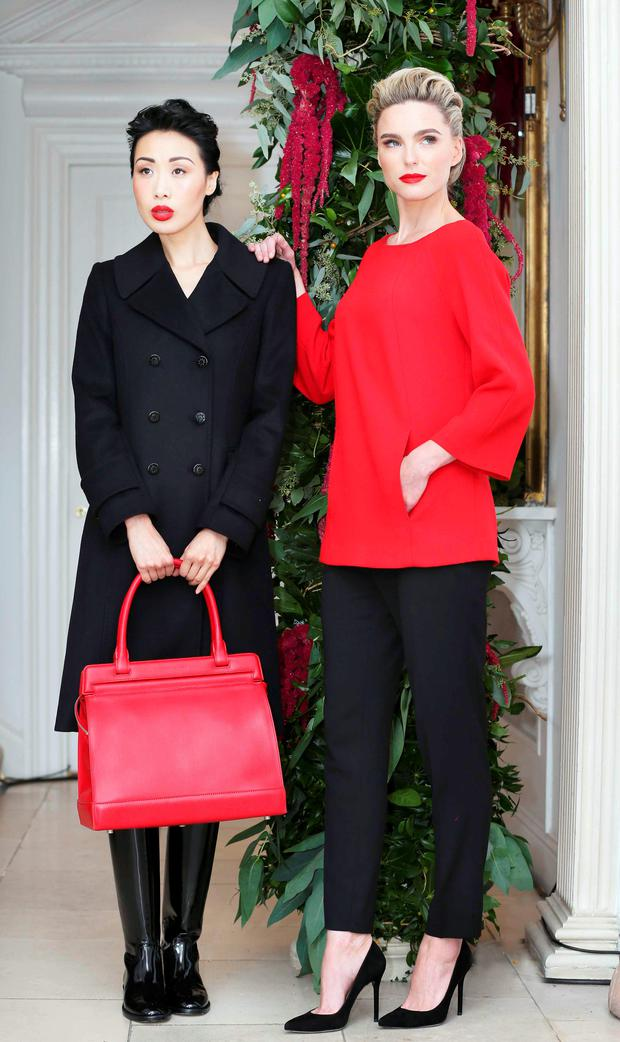 Louise Kennedy has launched her Autumn Winter Collection 2014