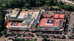 Frascati Shopping Centre, Blackrock