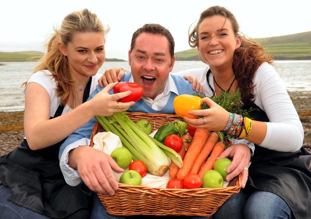 Award-winning chef Neven Maguire