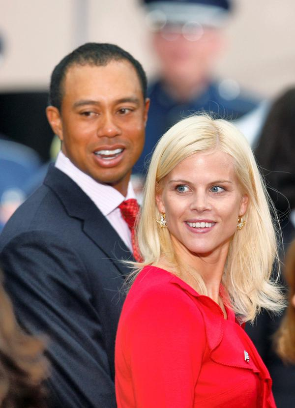 I was to blame' - Tiger Woods explains marriage break-up to