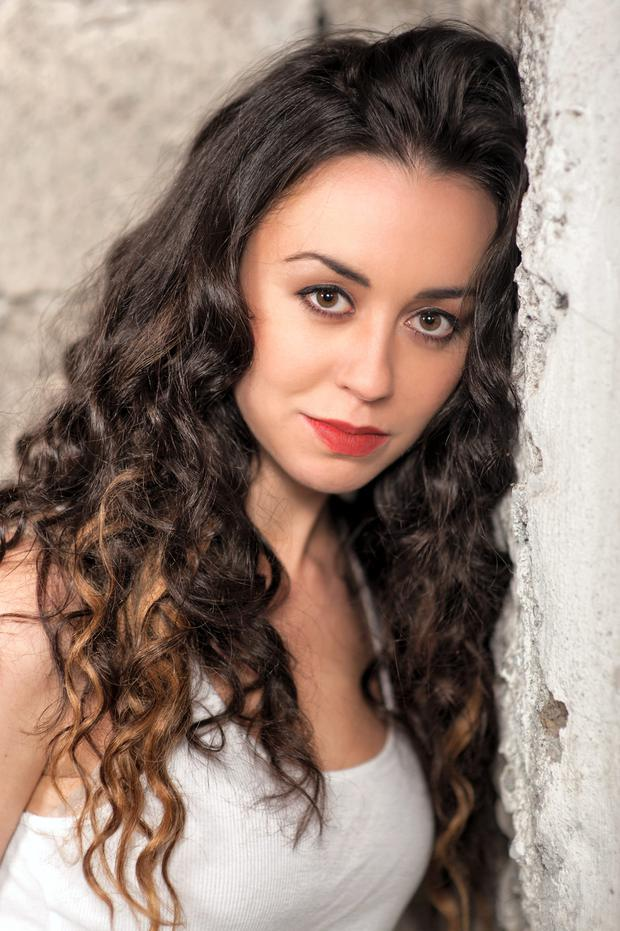 Actor Kate Brennan who will be appearing in Wuthering Heighst at the Gate Theatre