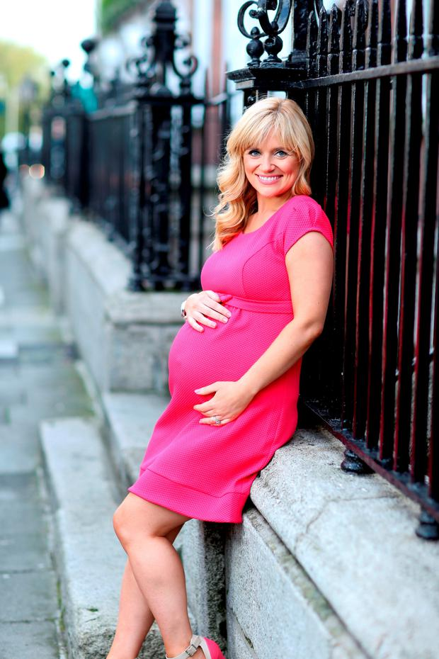 Karen Koster for Pregnacare