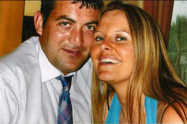 A file pic of Sean Rowlette and his wife 36 year old Sally Rowlette from Dromore West, Co. Sligo, who died in child birth at Sligo Regional Hospital.