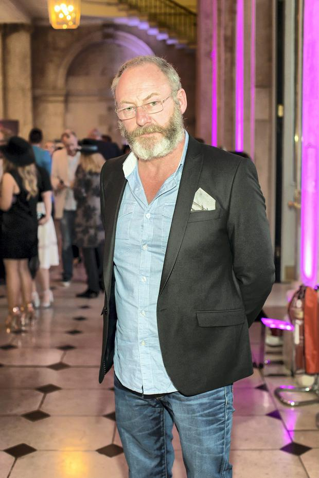 Liam Cunningham I Can T Afford To Be A Theatre Actor