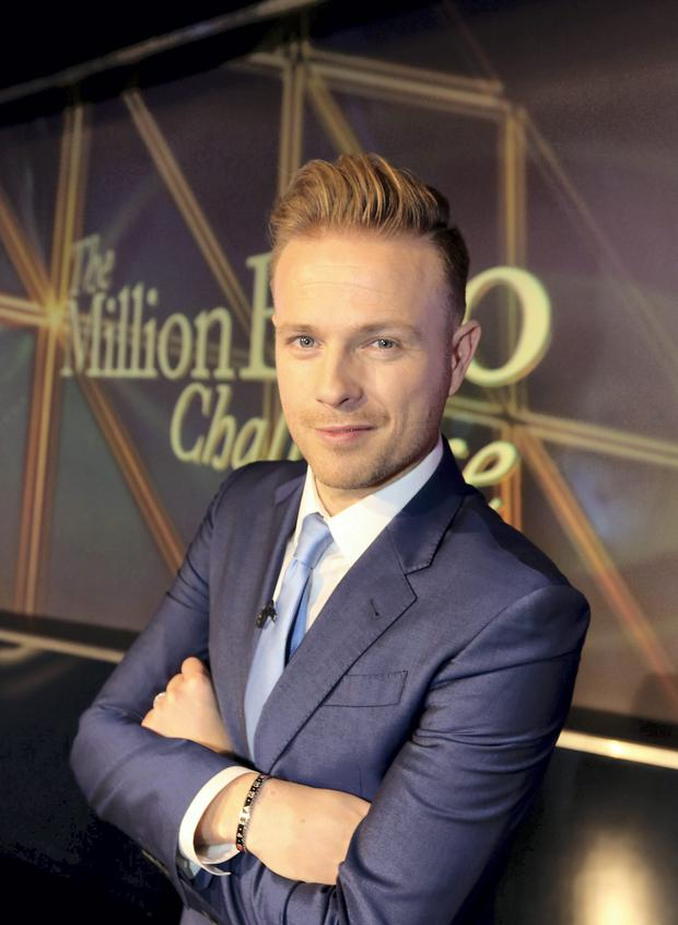 Nicky Byrne on his new gameshow