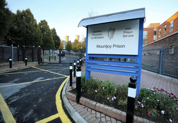 Greg Lynch (40) was working at Mountjoy Prison in Dublin