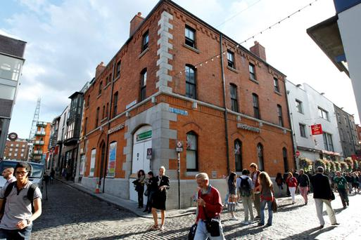 Temple Bar McDonalds wants to stay open 'til 3am