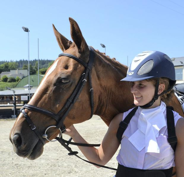 Emma Cahill (26) Para Dressage Rider from Ireland, currently on the High Performance Squad