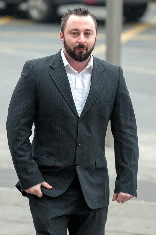Kevin Moran at Central Criminal Court where he was found guilty of manslaughter