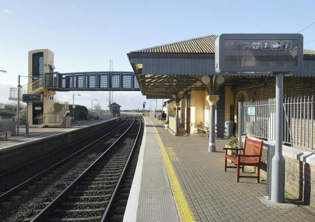 Skerries rail station will lose its toilet