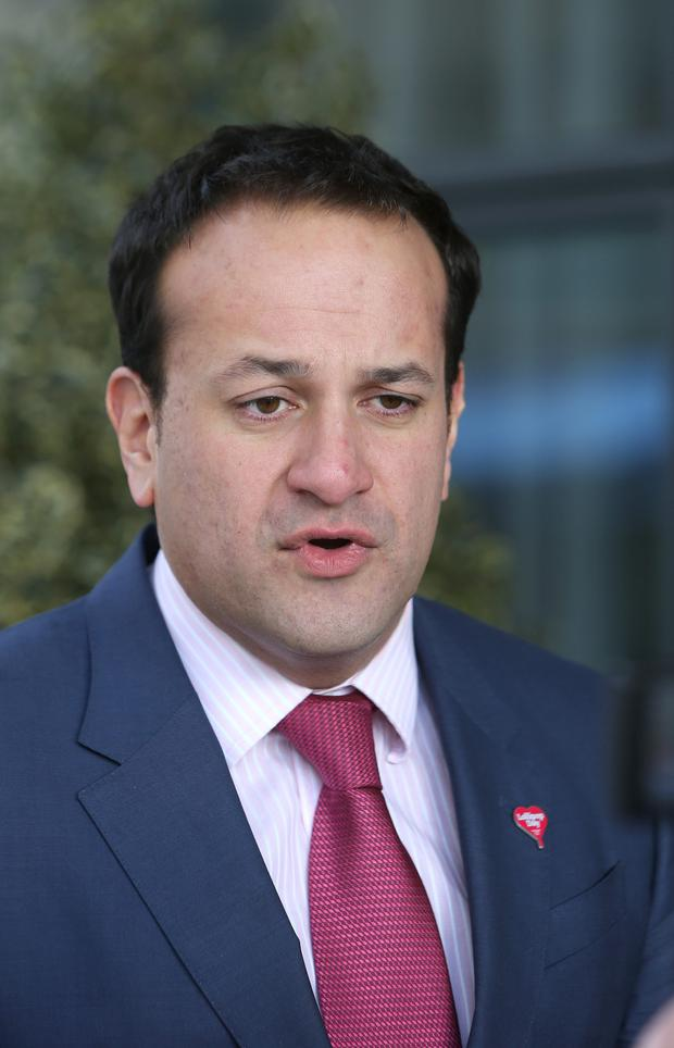 Leo Varadkar, TD, Minister for Health