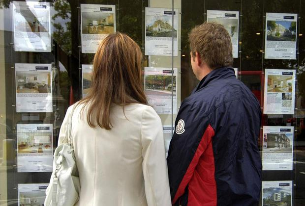 Demand: House prices are rising around the country