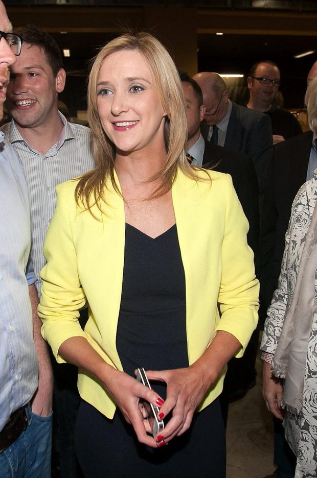 Fianna Fail candidate for Blackrock Kate Feeney