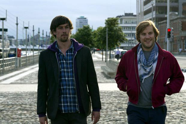 Killian Scott and Peter Coonan are in the movie along wtih rising star Emma Eliza Regan.