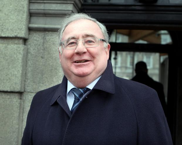 Pat Rabbitte warns of trouble.