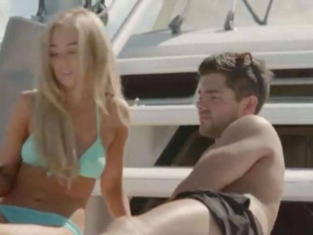 Nicola admits there is a lot of bitchiness and tension as she made her first appearance with boyfriend Alex Mytton