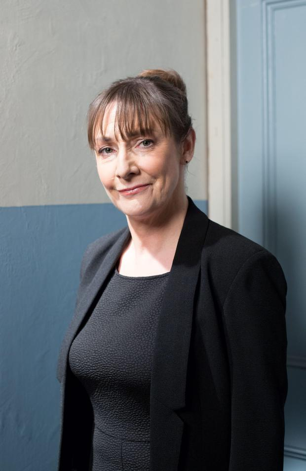 ah you will  father ted u0026 39 s pauline mclynn hopes for stage