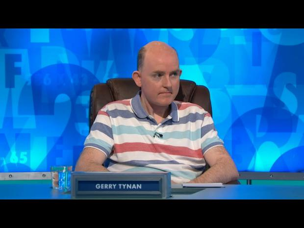Gerry Tynan on Countdown