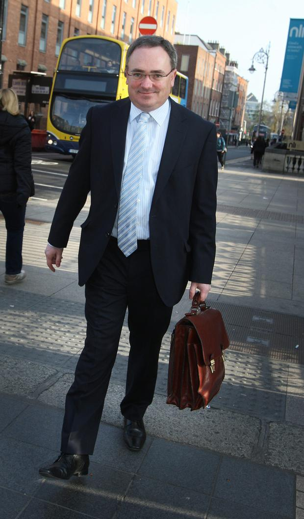 Brendan McDonagh, head of NAMA