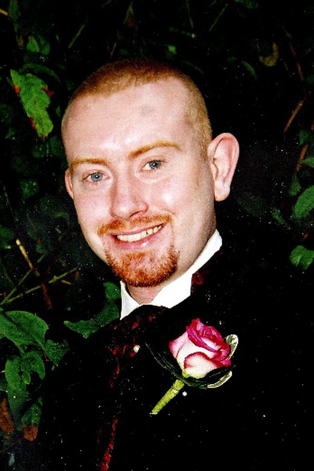 Stephen Hampson (31) was fatally injured when he was trapped between the lift and shaft of a goods lift at Blu Bar in Tallaght on August 23, 2009