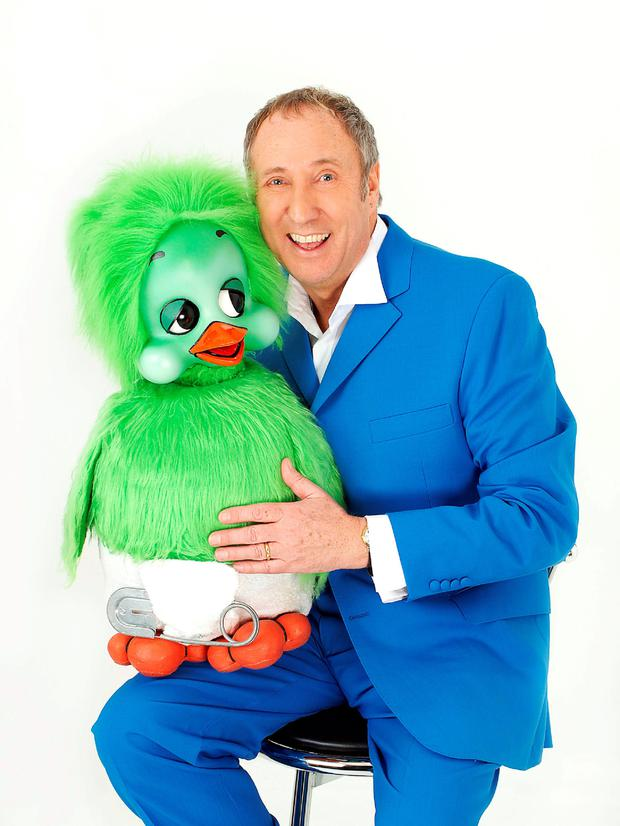 Orville and Keith Harris
