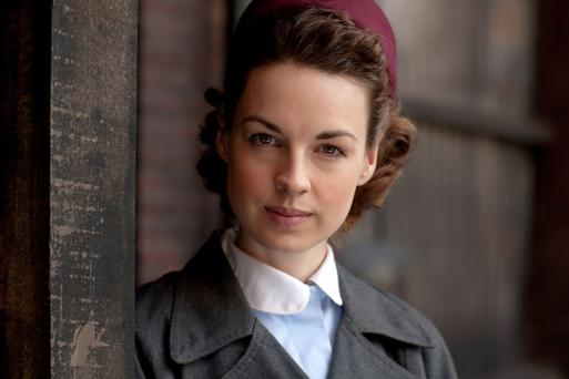 Jessica Raine in Call the Midwife