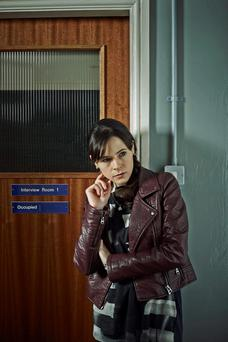 Elaine Cassidy in No Offence