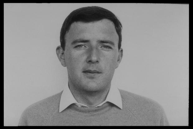 A young Bill O'Herlihy