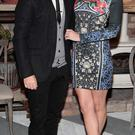 Brian Ormond and Pippa O'Connor
