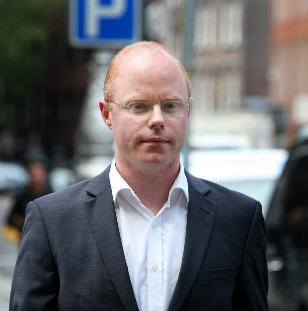 Stephen Donnelly, Independent deputy for Wicklow at Leinster House