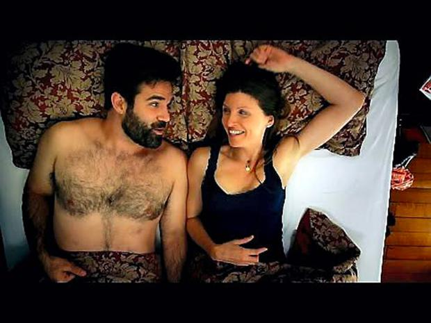 Sharon Horgan and Rob Delaney in their hit comedy Catastrophe