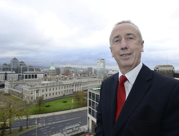 Kevin Humphries, TD, Minister of State at the Dept. of Social Protection