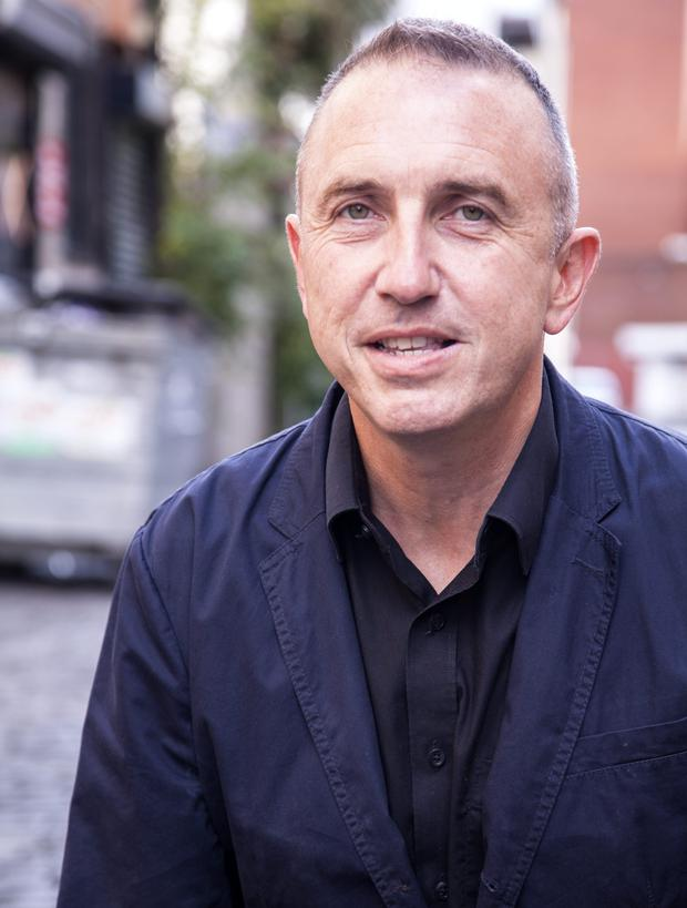 Tony Duffin, Director of the Ana Liffey Drug Project
