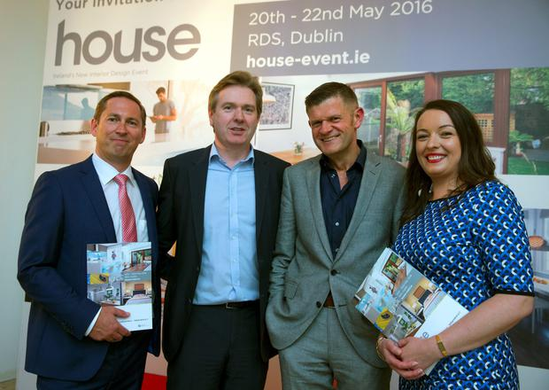 Gallery Inm Mark The Launch Of Interiors Showcase House 2016
