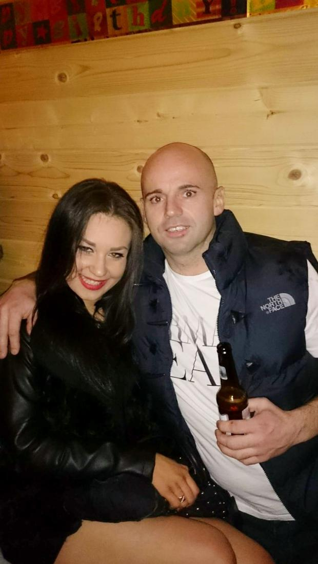 Pictures of William Maughan and Anna Varslavane the couple who are missing presumed dead.