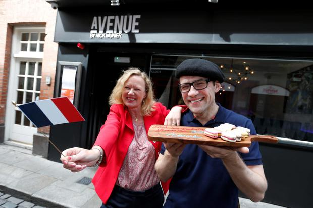 Celebrity Chef Nick Munier celebrates Bastille Day with French Feast at new Restaurant. To celebrate the French national holiday Bastille Day