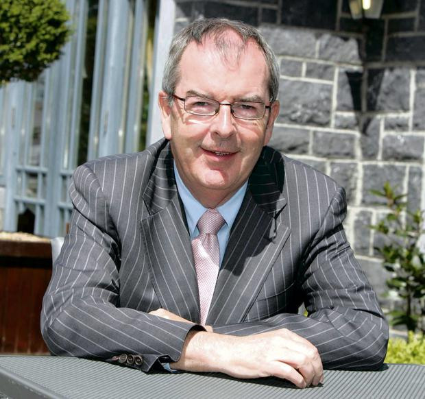 VFI chief executive Padraig Cribben