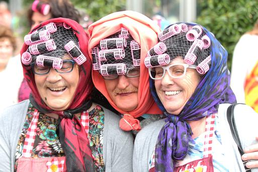 Mrs Brown's Boys-themed world record at Finglas Festival Co Dublin