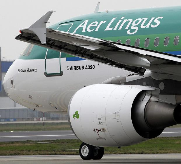 Aer Lingus is being bought as it experiences a surge in transatlantic traffic